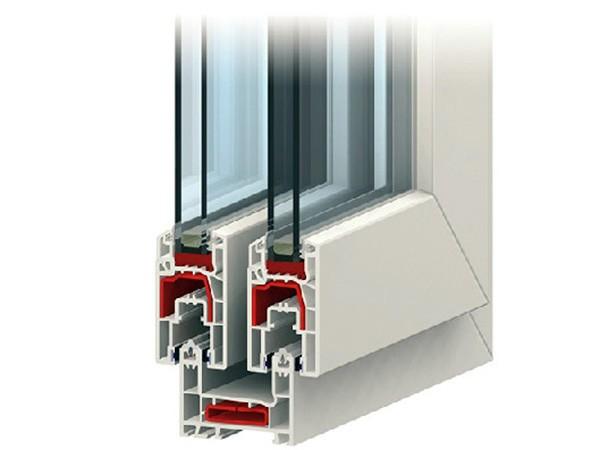 Prezzi finestre in pvc cool with prezzi finestre in pvc - Prezzo finestre pvc al mq ...